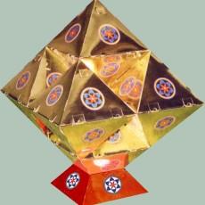 옥타헤드론 피라미드(대형)