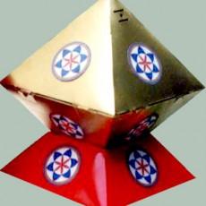 옥타헤드론 피라미드(소형)